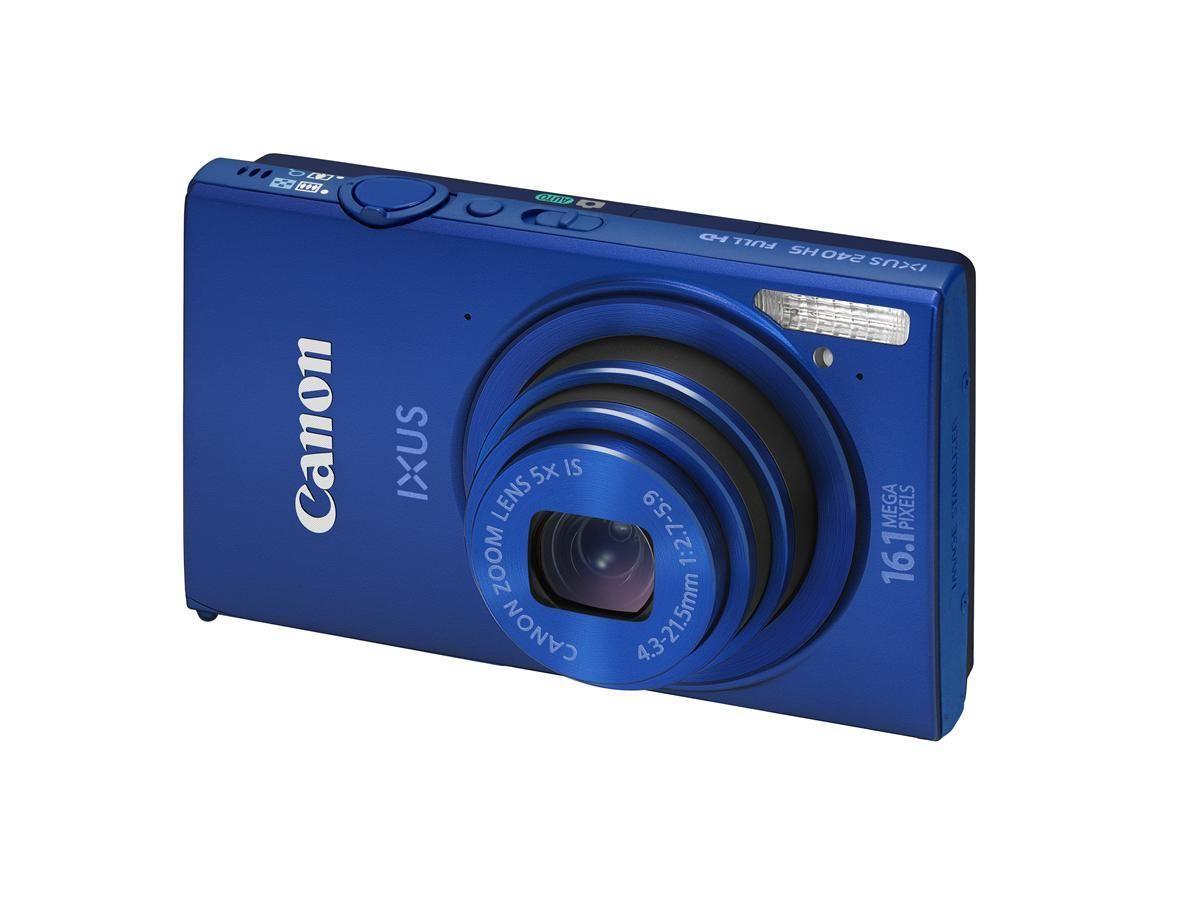 Canon Ixus 240 HS.Foto: Canon