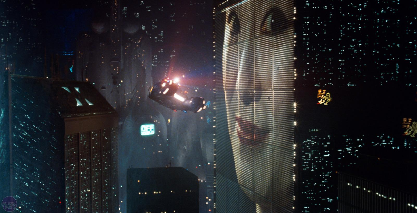... og i Blade Runner. Foto: skjermbilde