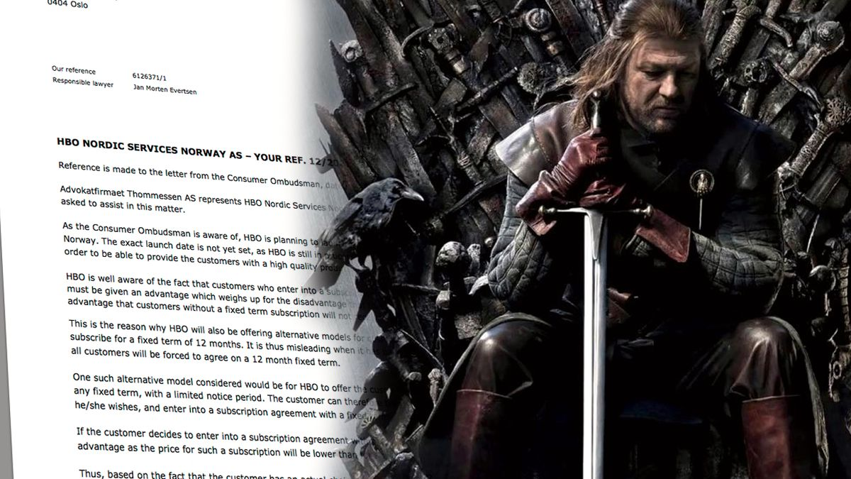 HBO Nordic endrer vilkårene for bindingstid