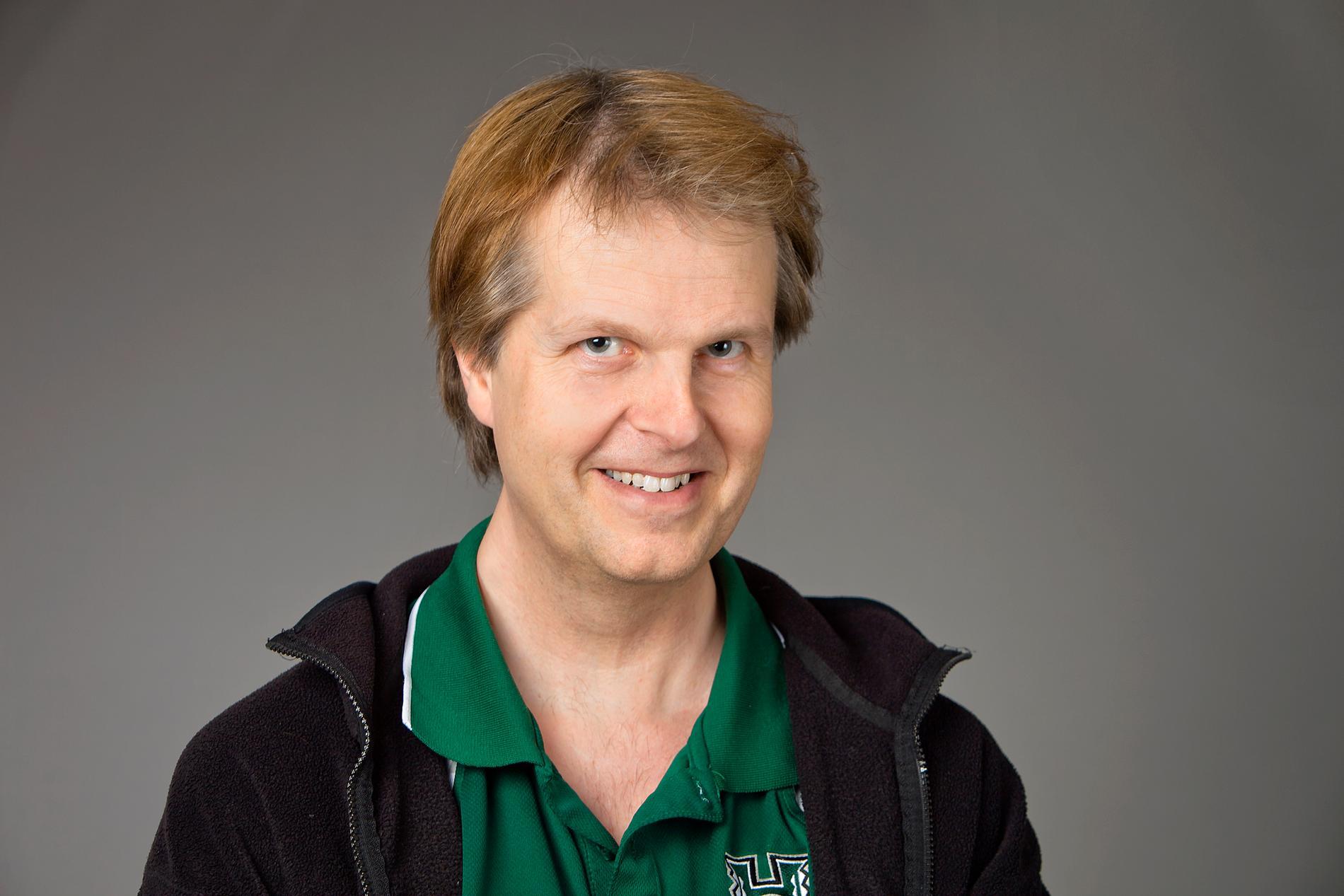 Patrik Norqvist, universitetslektor i rymdfysik vid Umeå universitet.