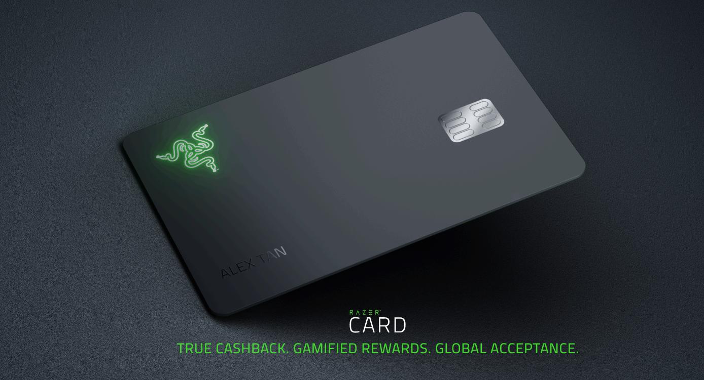 Verdens første «gaming»-bankkort