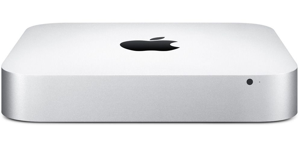 Mac Mini har fått raskere prosessor.Foto: Apple