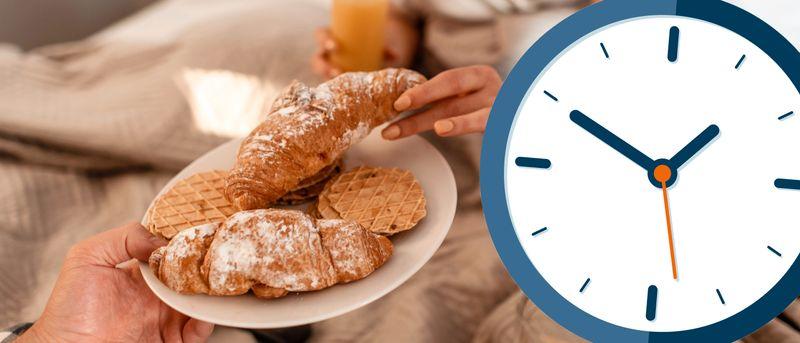 Så kan tidpunkten för helgätandet påverka din vikt