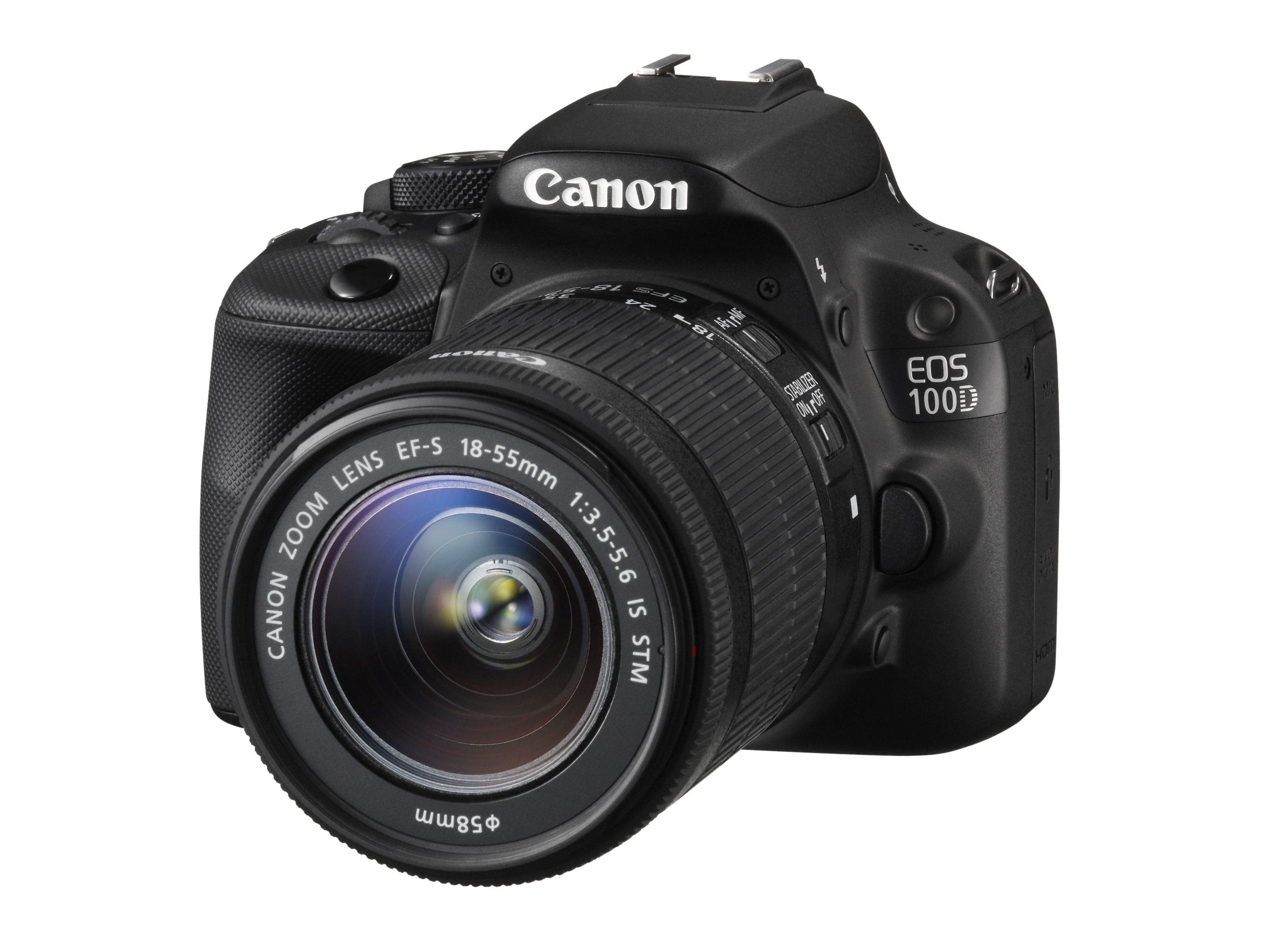 Canon EOS 100D. Foto: Paal Mork-Knutsen, Akam.no