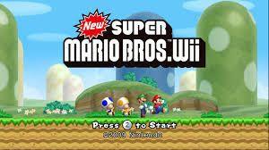 New Super Mario Bros Wii er et av spillene som nå er tilgjengelig på Nvidia Shield i Kina.