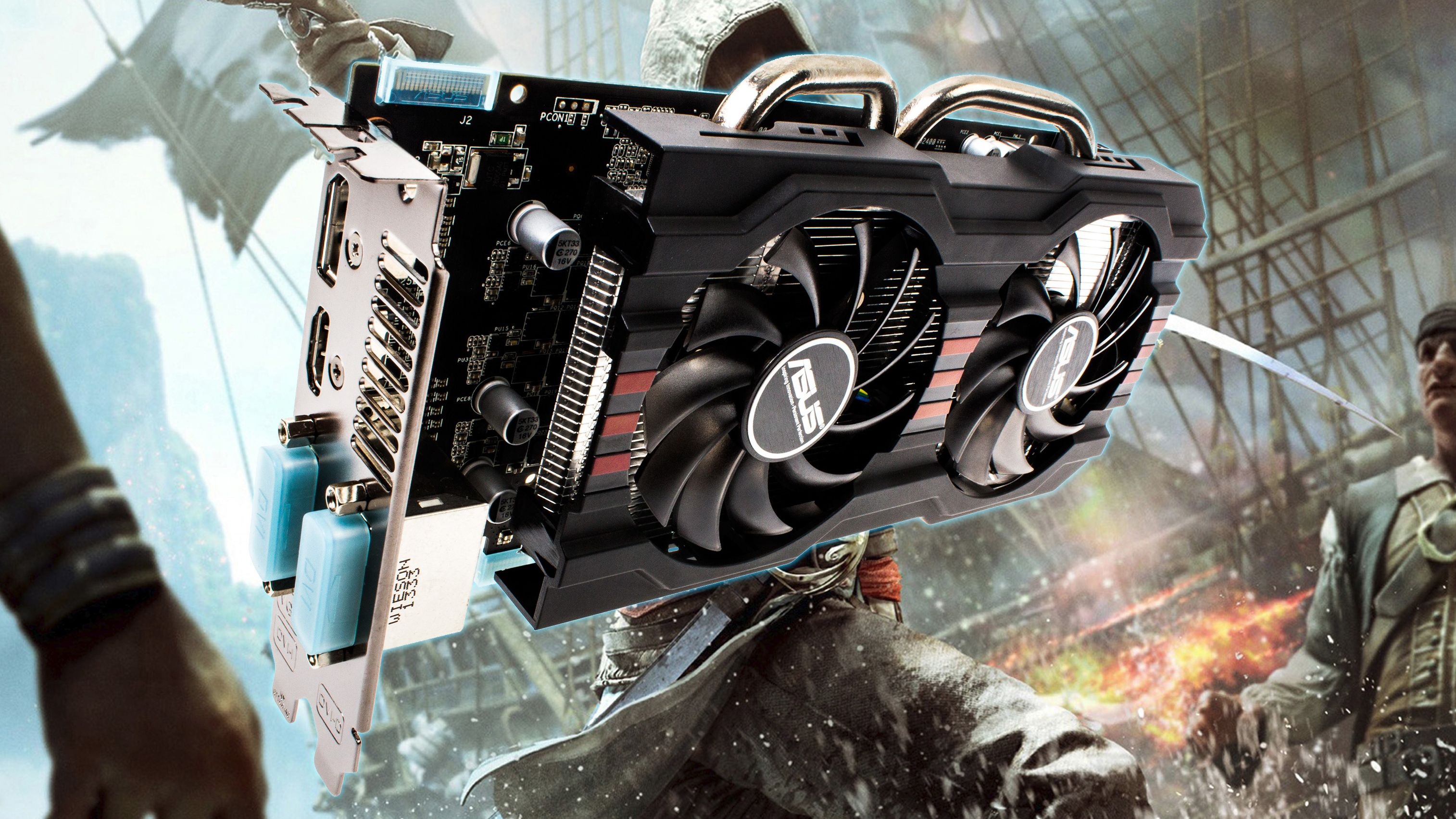 Asus Radeon R9 270 DirectCU II OC