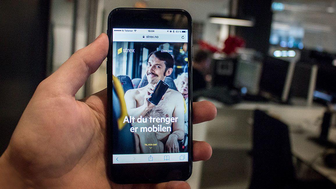 Mobilbetalingstjenesten Strex har fått millionbot fra forbrukerombudet