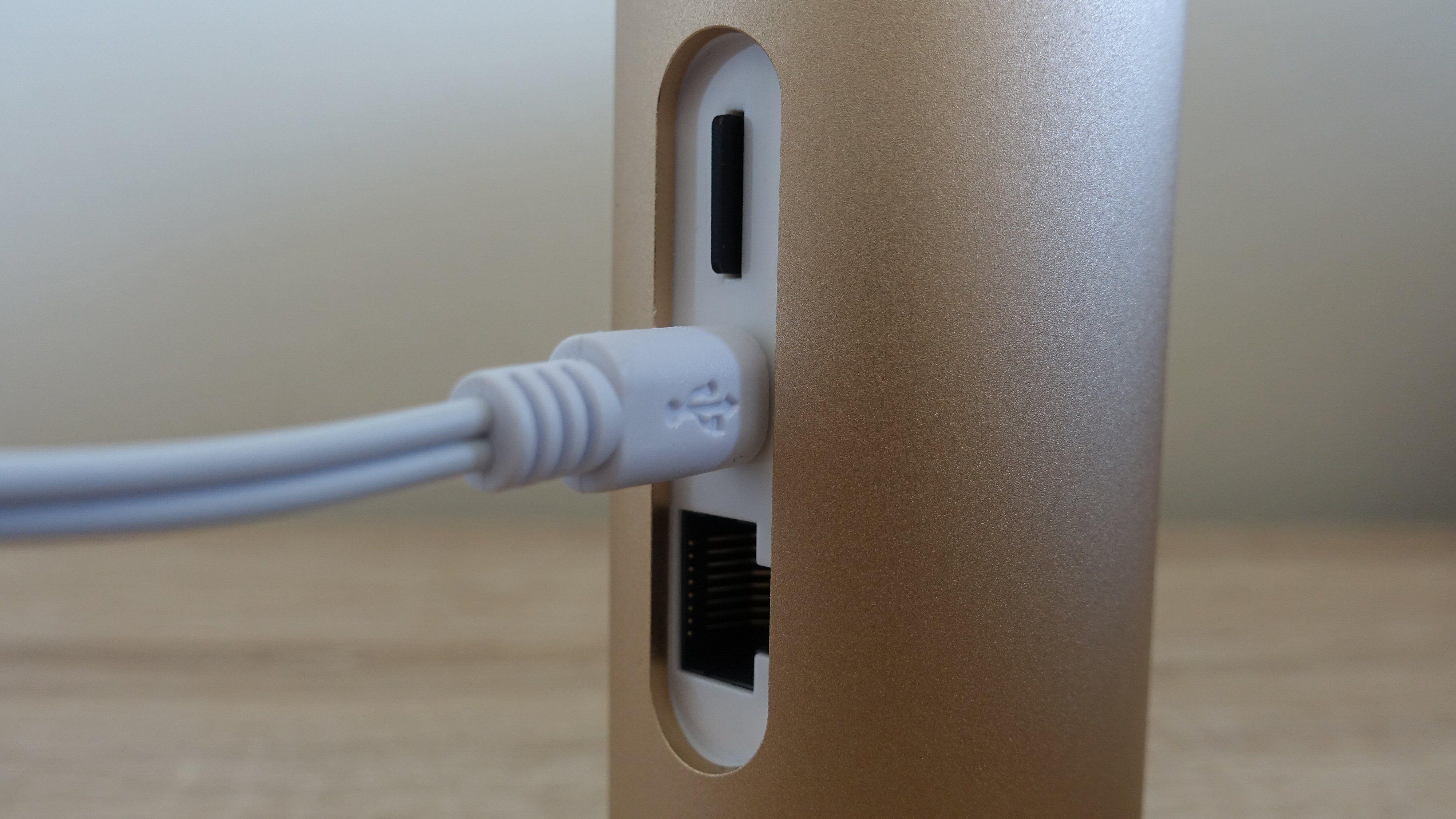 Netatmos kamera må ha strøm. Å trekke ut ledningen er nok til å sette hele systemet ut av spill.