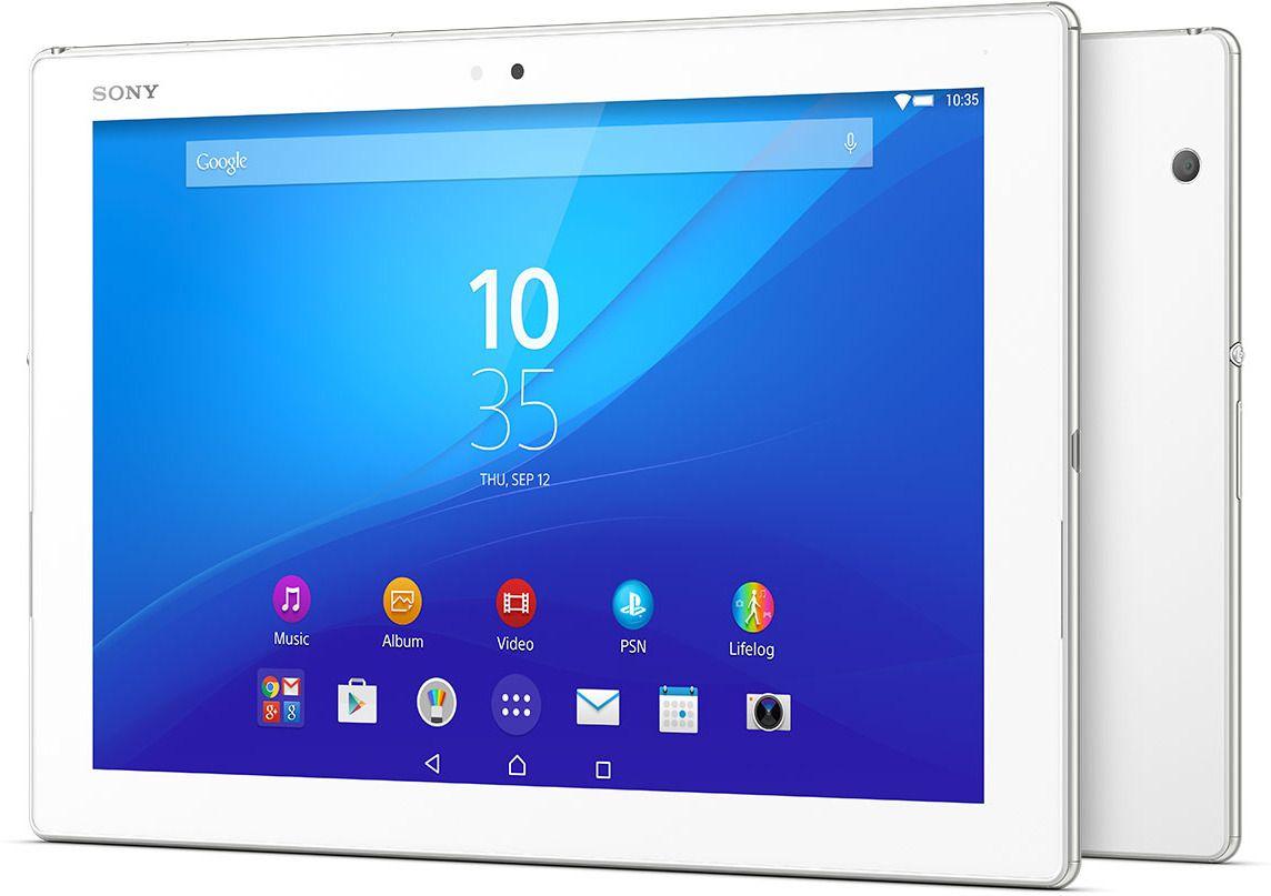 Sony Xperia Z4 Tablet er vanntett.