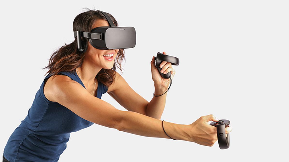 Bilde: Oculus VR