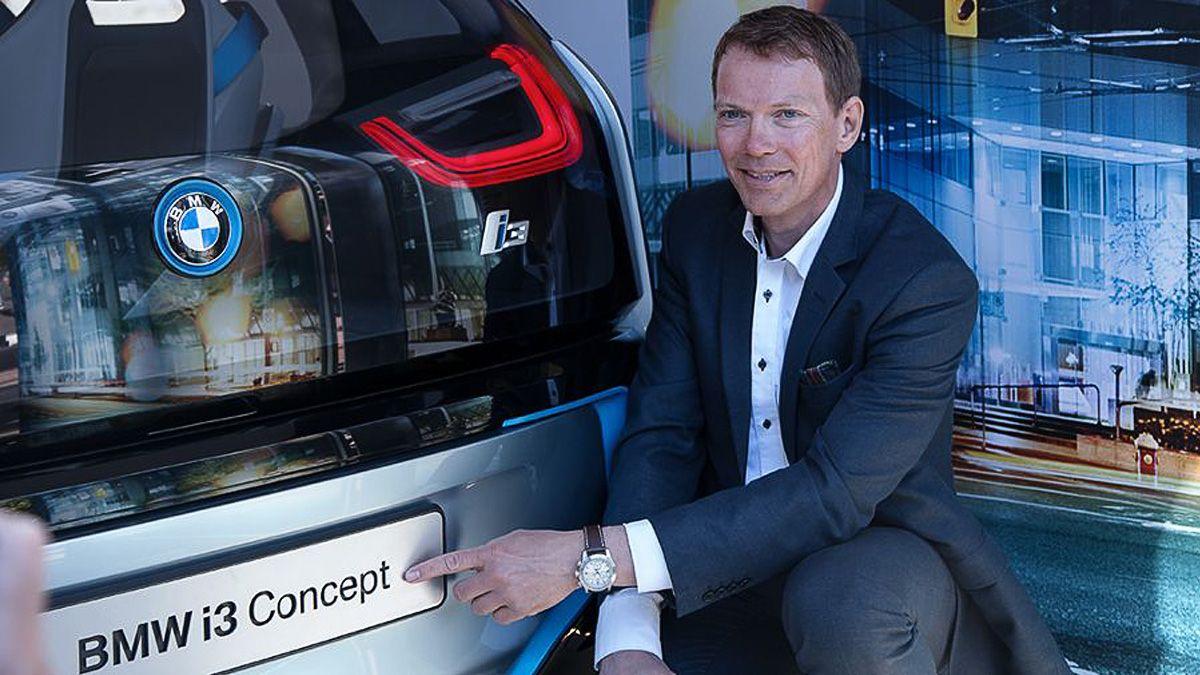 BMWs elbil kan få elbilprisene til å stupe
