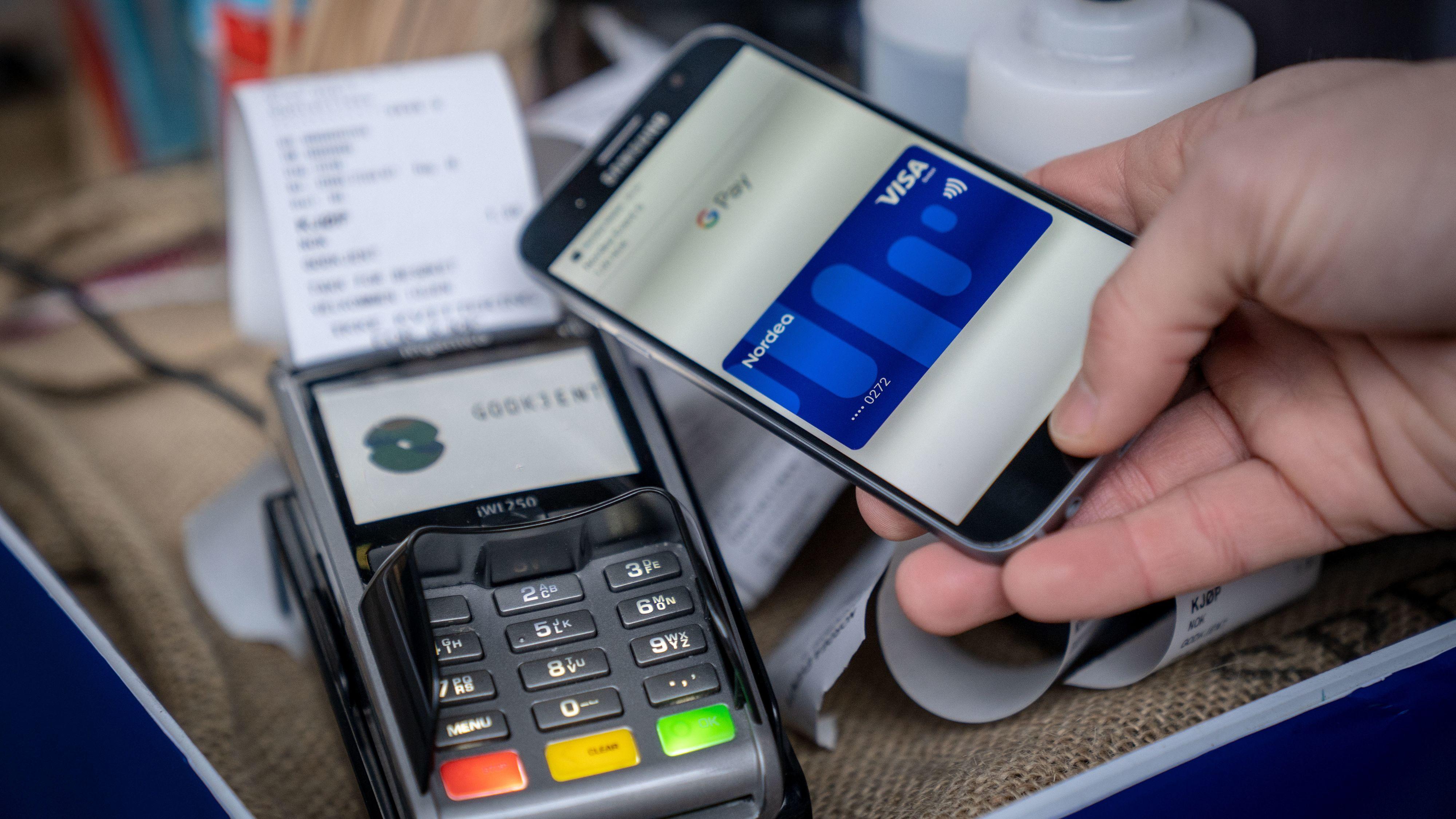Slik kommer du igang med Google Pay
