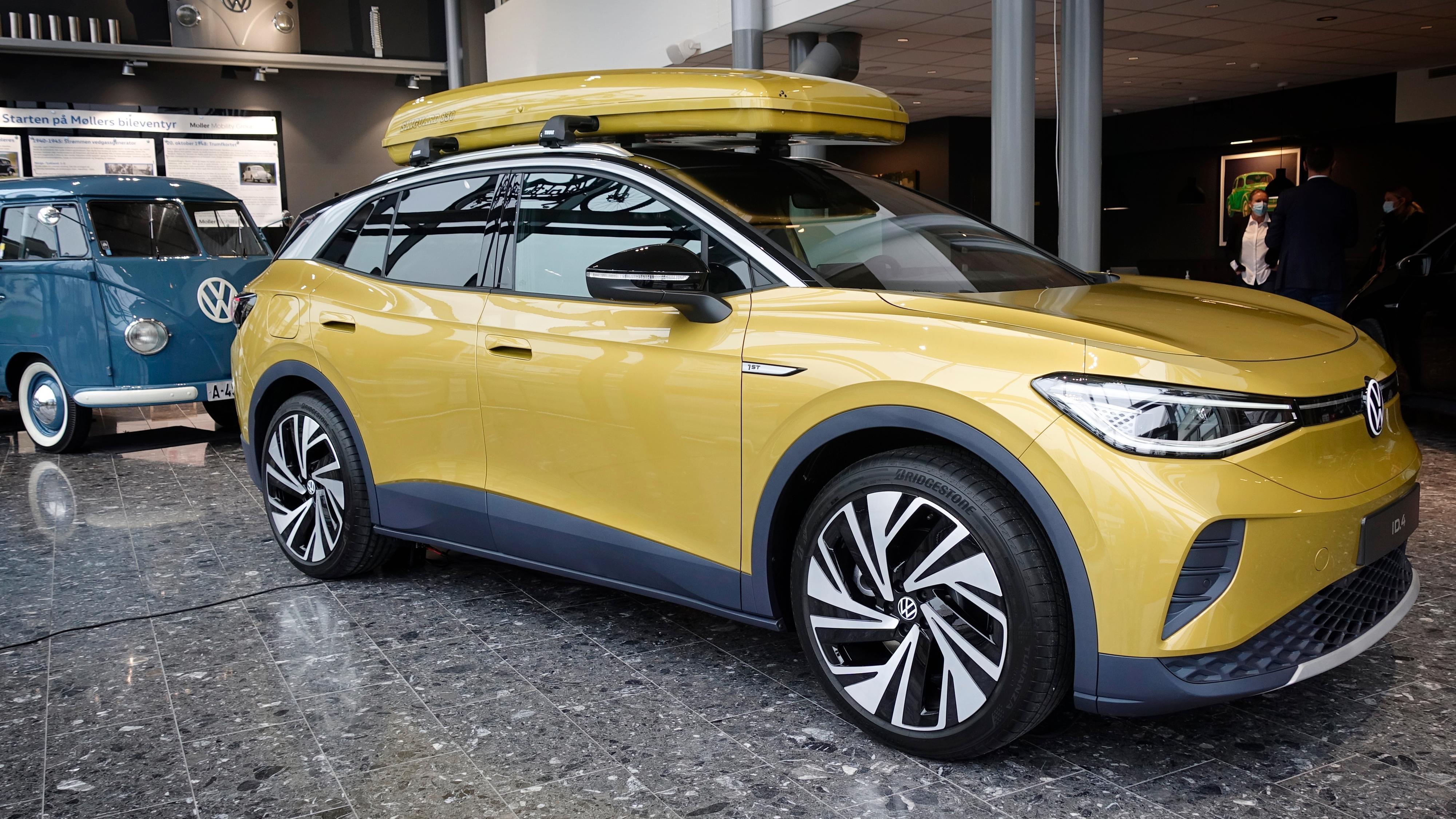 – Målet er at dette skal bli Norges mest solgte bil i 2021