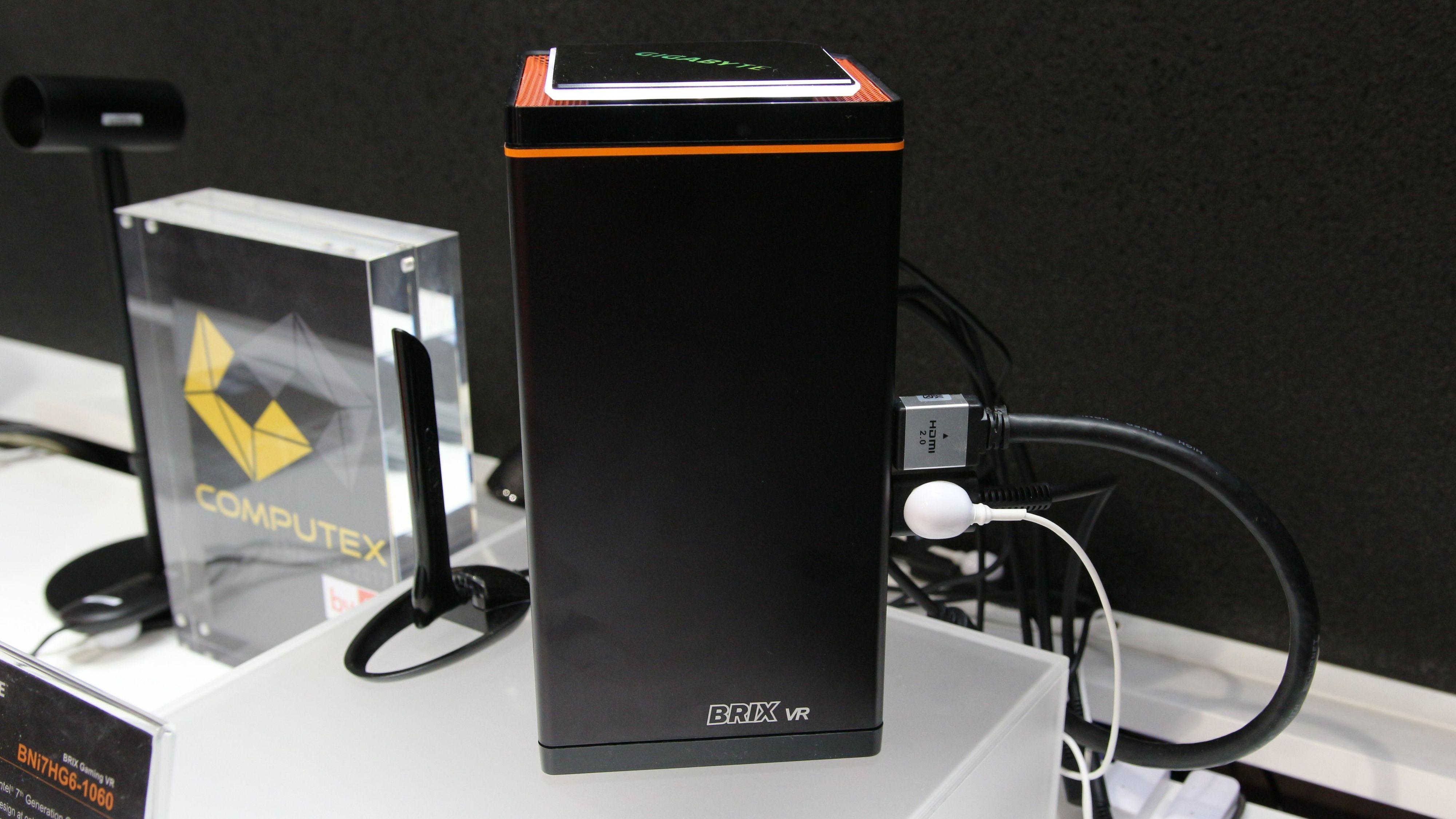 Denne lille boksen er kraftig nok for VR-spilling