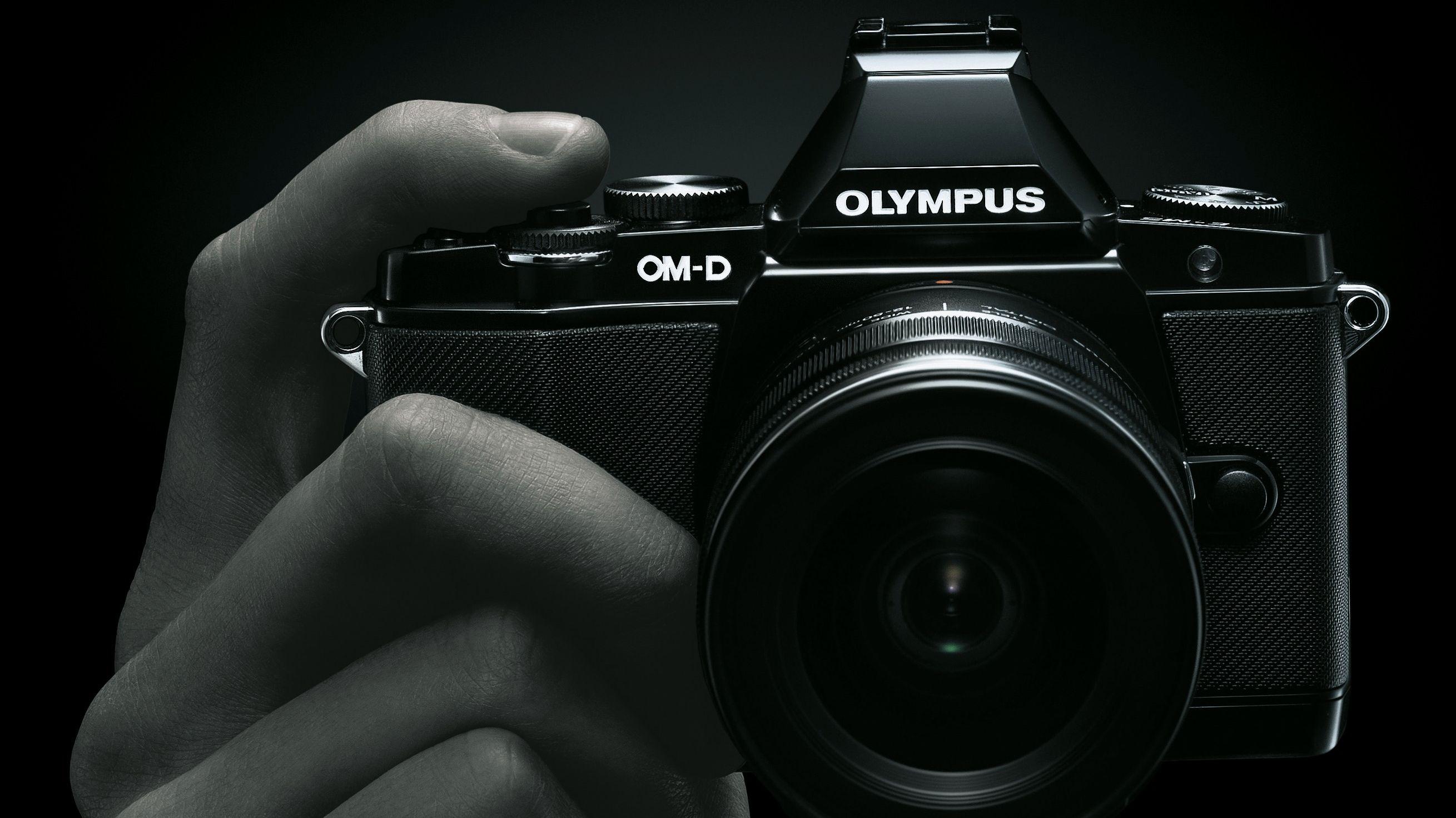 Nytt Olympus-kamera kan få 40 megapiksler