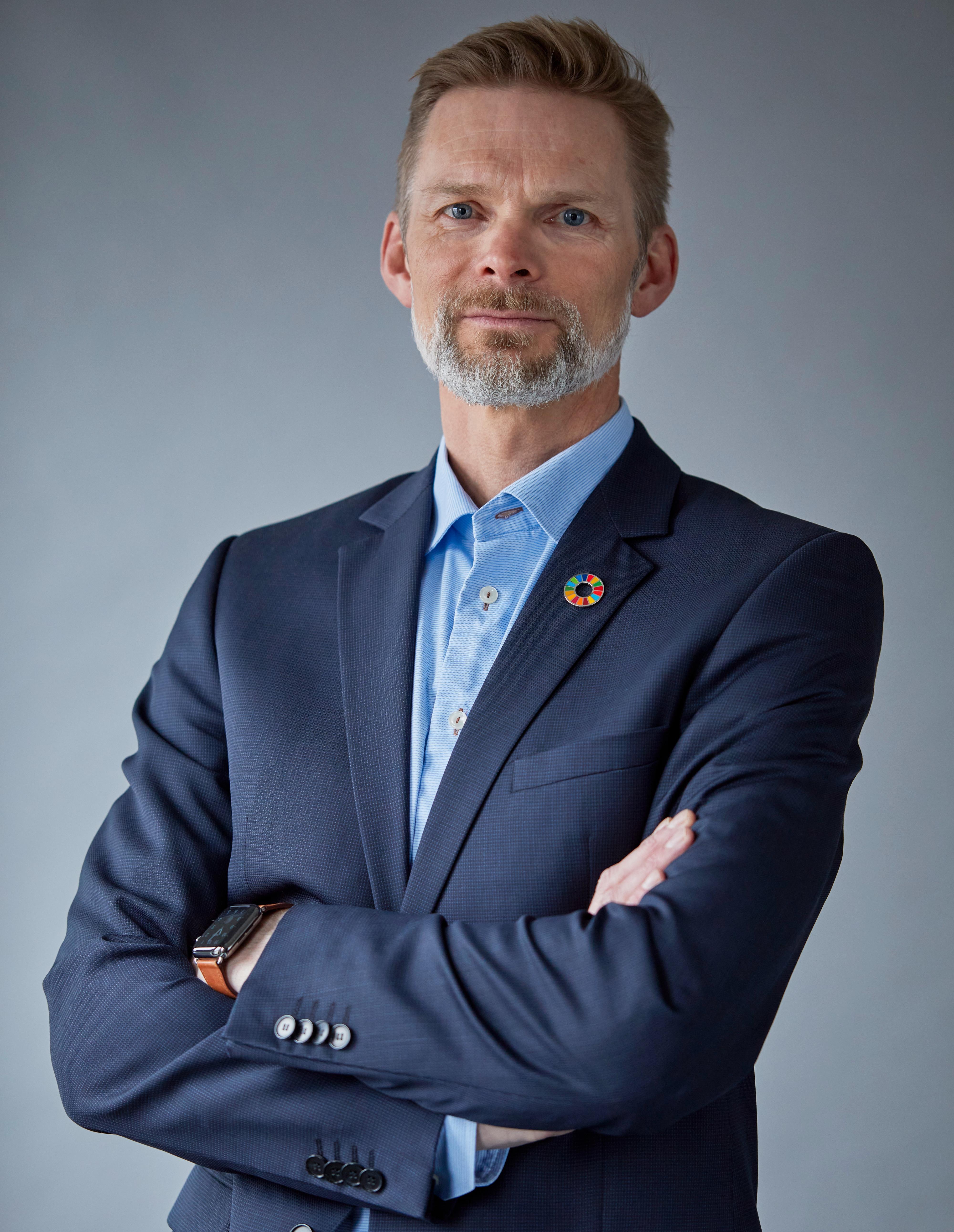 Øyvind Husby, administrerende direktør i IKT-Norge.