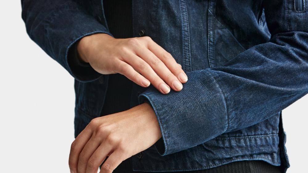 Google og Levi's har laget en smart jakke som kan kobles på nettet