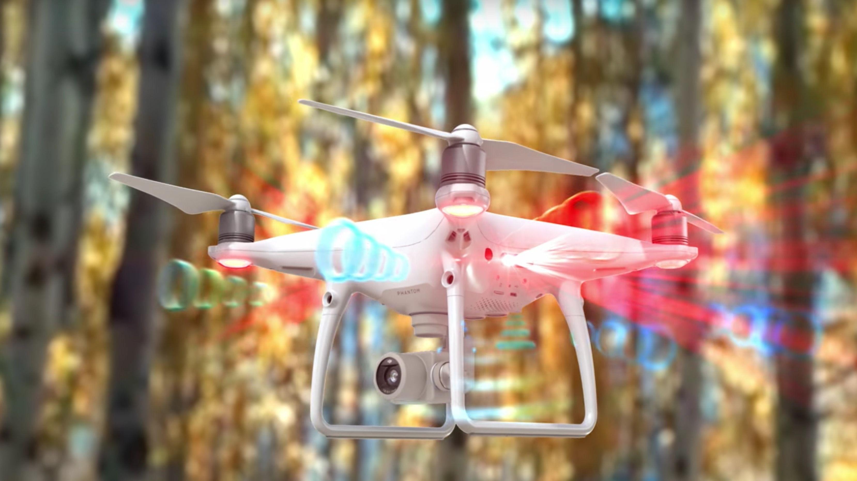 Nå oppgraderer DJI de to viktigste dronene sine