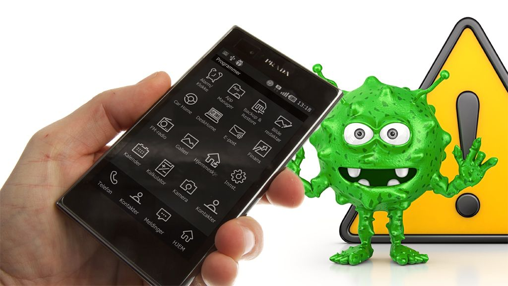 Kraftig økning i skadelig Android-programvare