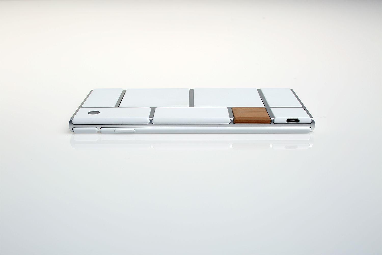 Slik kan en ferdig sammensatt Ara-telefon se ut.Foto: Google