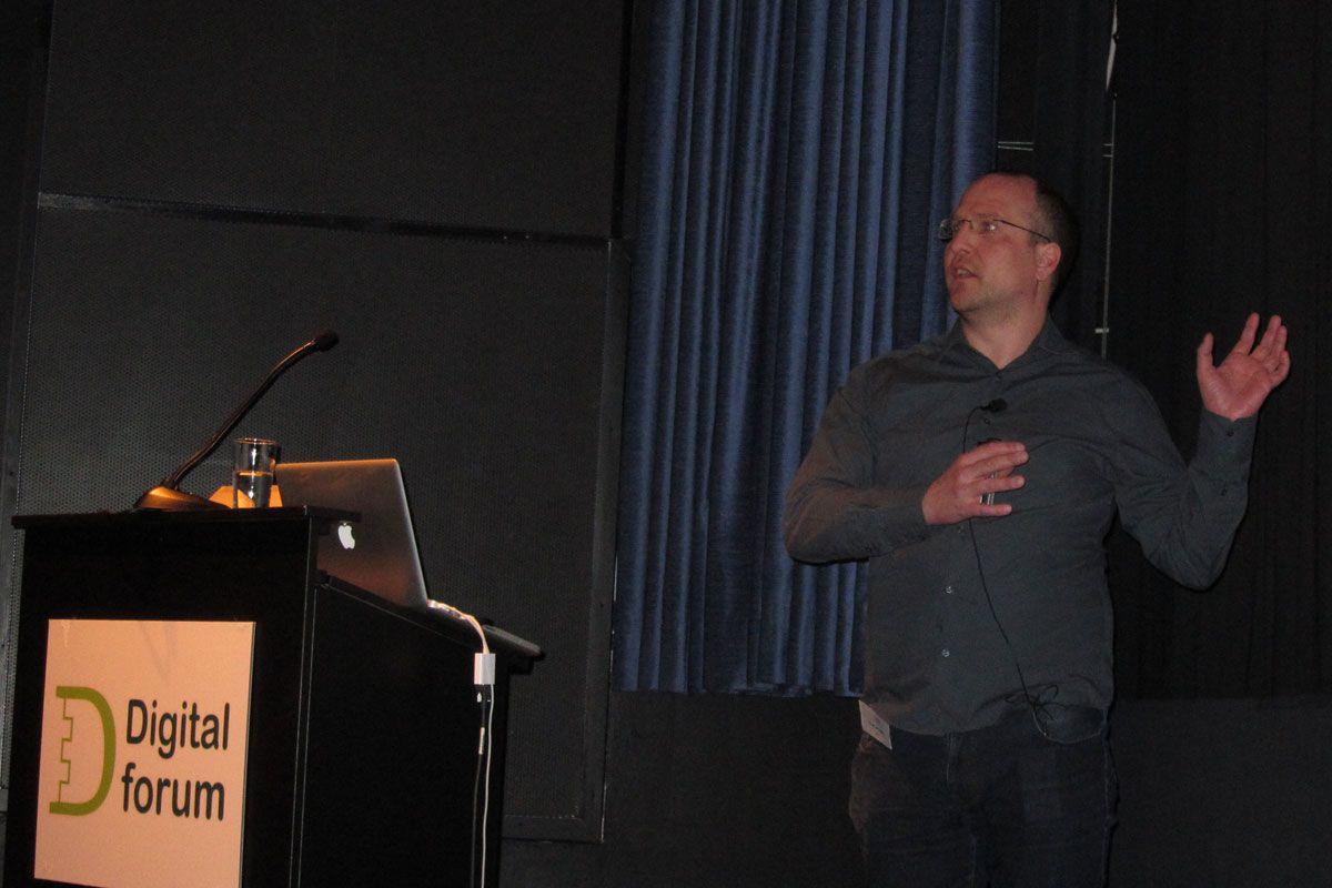 Trond Johansen i NRK