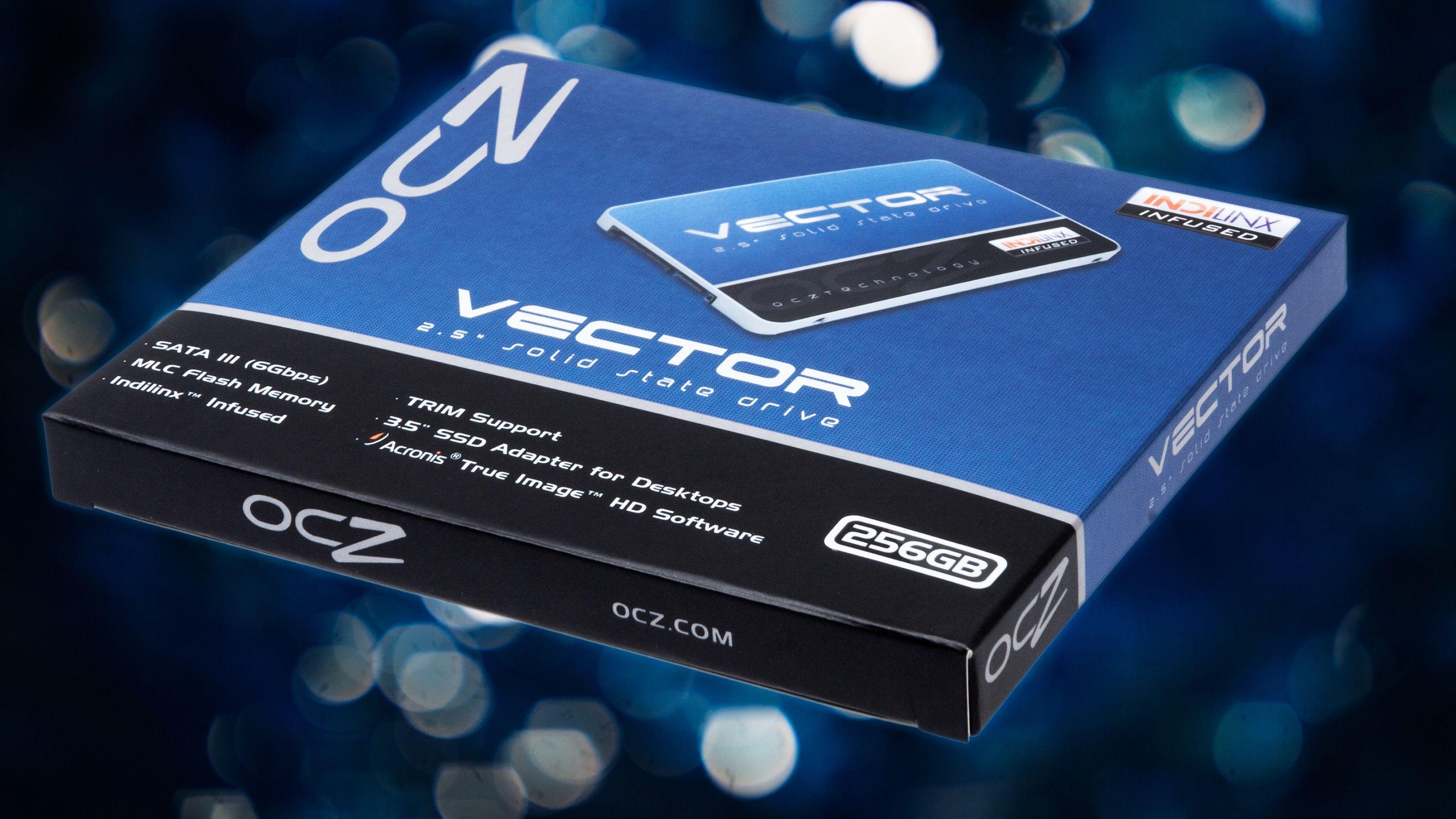 OCZ Vector SSD 256 GB