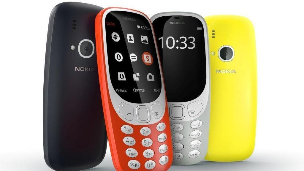 Nokia er tilbake