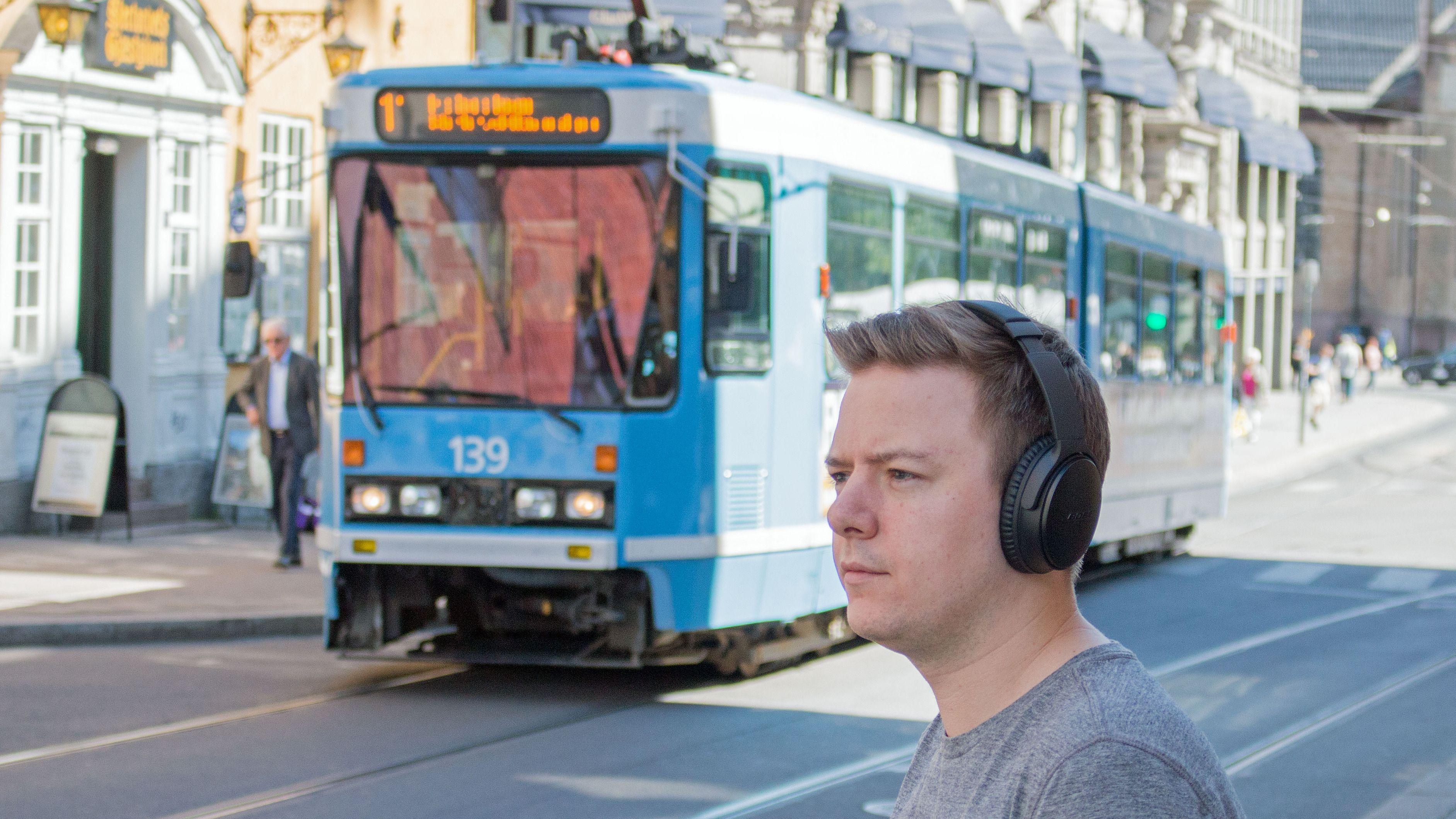 Intet sett, intet hørt! Bilde: Ole Henrik Johansen / Tek.no