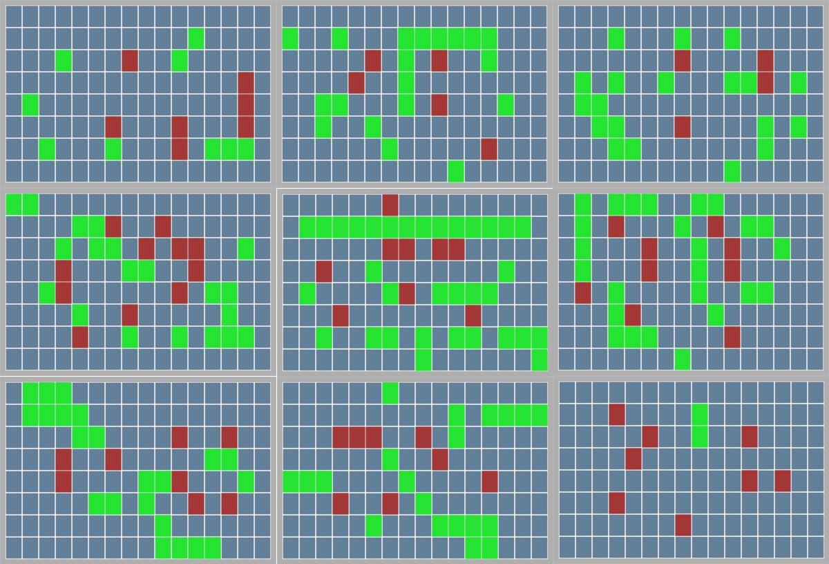 Fragmentert, klikk for større versjon