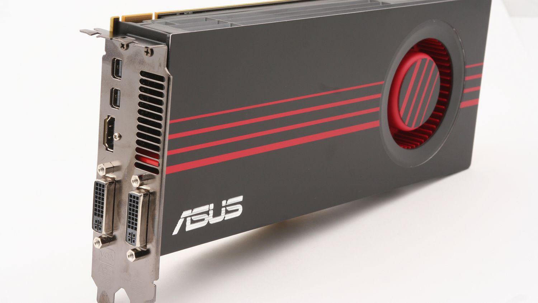 Asus Radeon HD 6870
