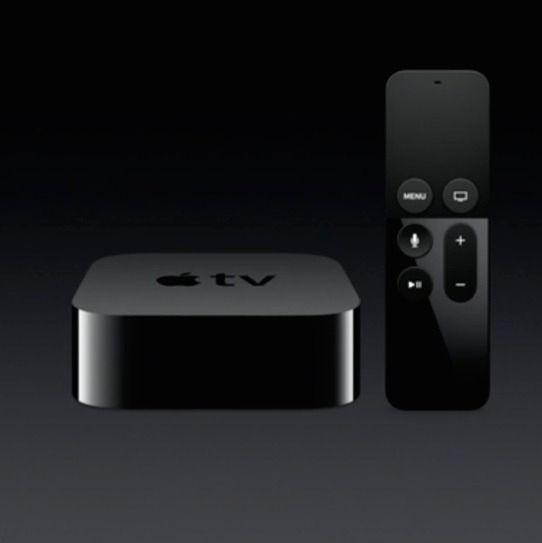 Apple TV er en av konkurrentene – men Chromecast er langt billigere. Foto: Apple