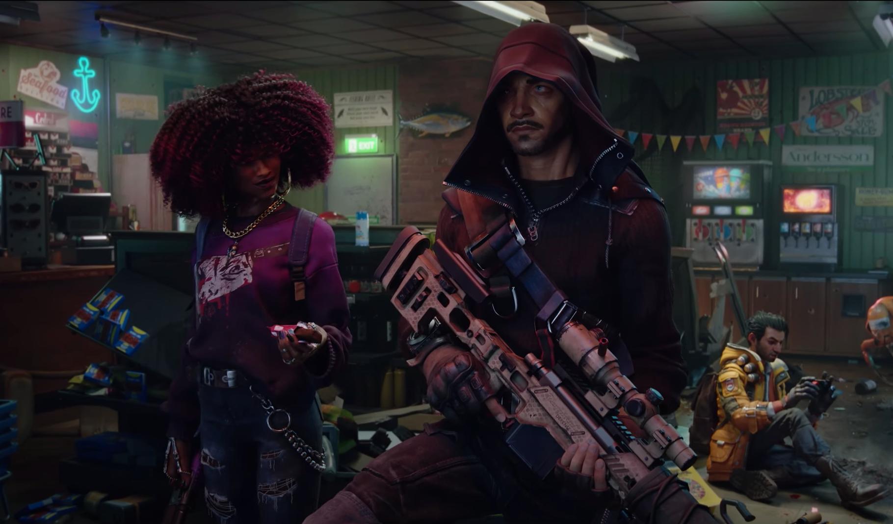 Redfall er blant de nye Xbox-eksklusive spillene som ble vist frem på Microsofts E3-pressekonferanse. Vampyrjegerspillet skal lanseres neste sommer.