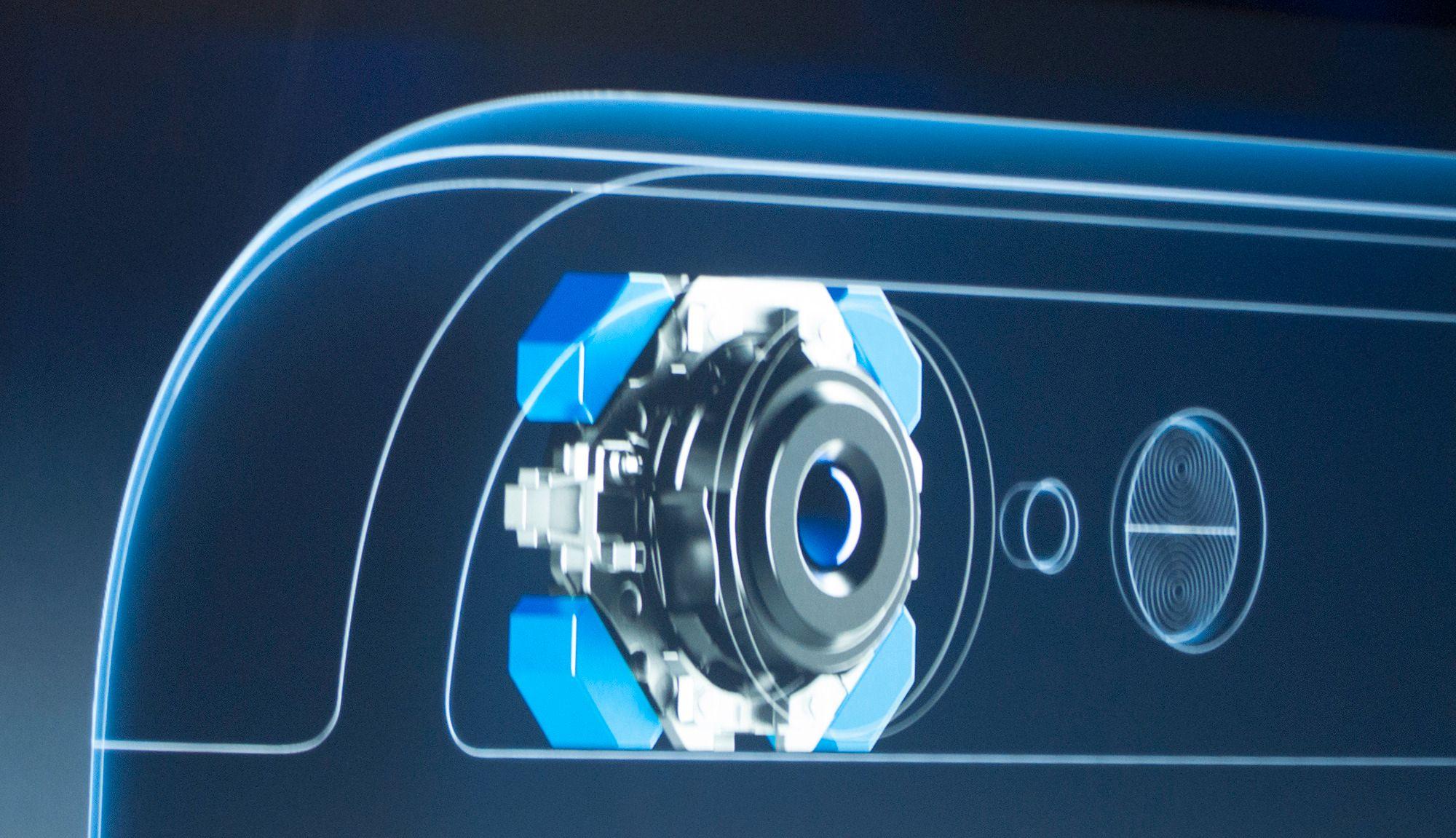 iPhone 6 Plus har optisk bildestabilisator.Foto: Finn Jarle Kvalheim, Tek.no