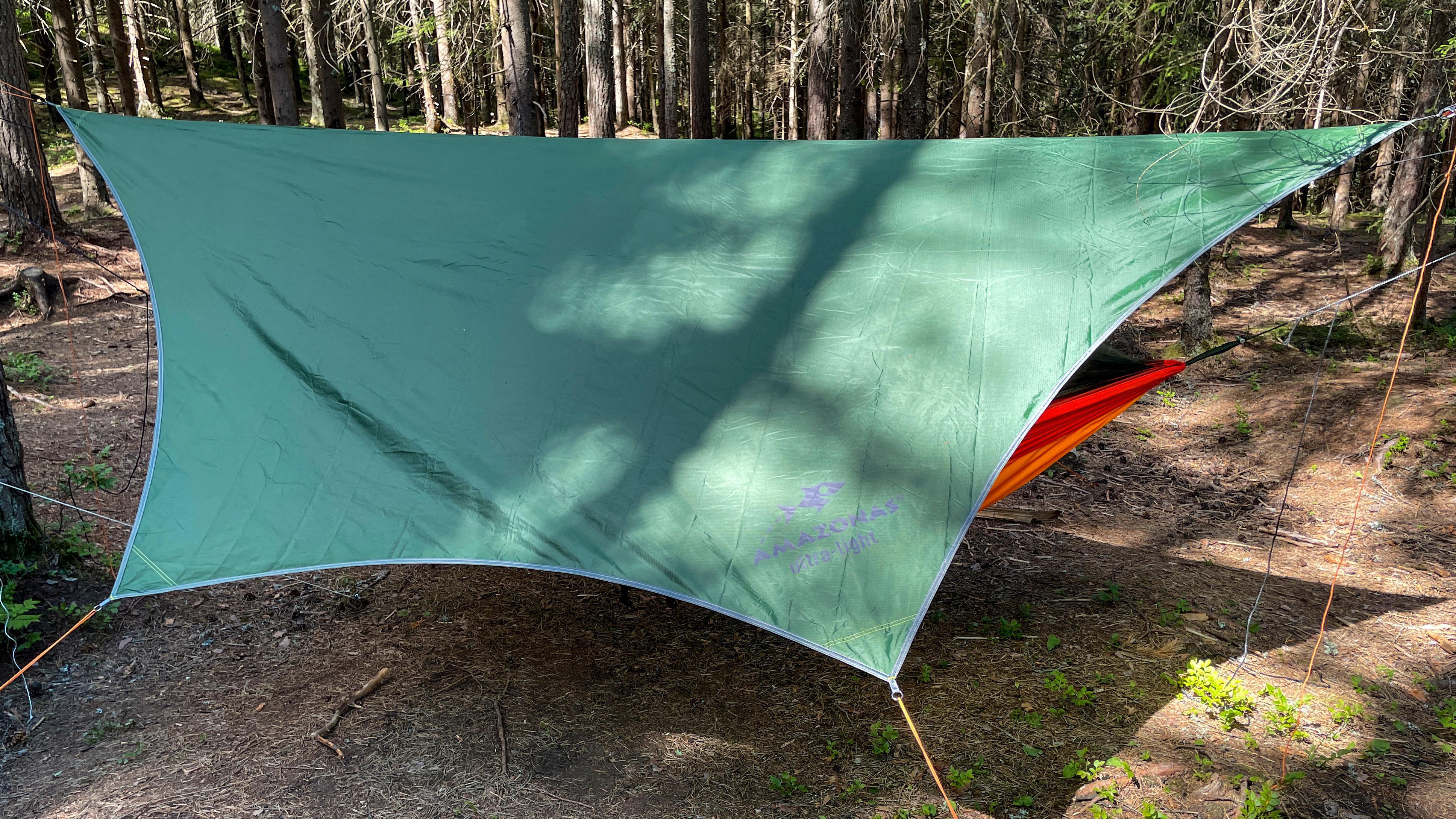 En stor og romslig tarp tilhørende Amazonas.