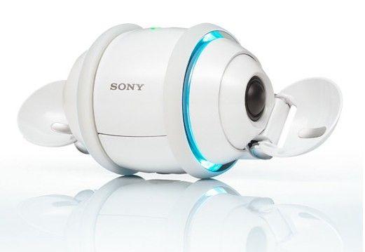 Sony Rolly var helt klart noe «utenfor boksen» da den kom. (Foto: Sony)