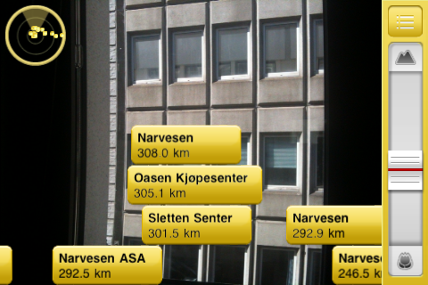 Det var visst litt langt til Narvesen. Iallfall i denne retningen.
