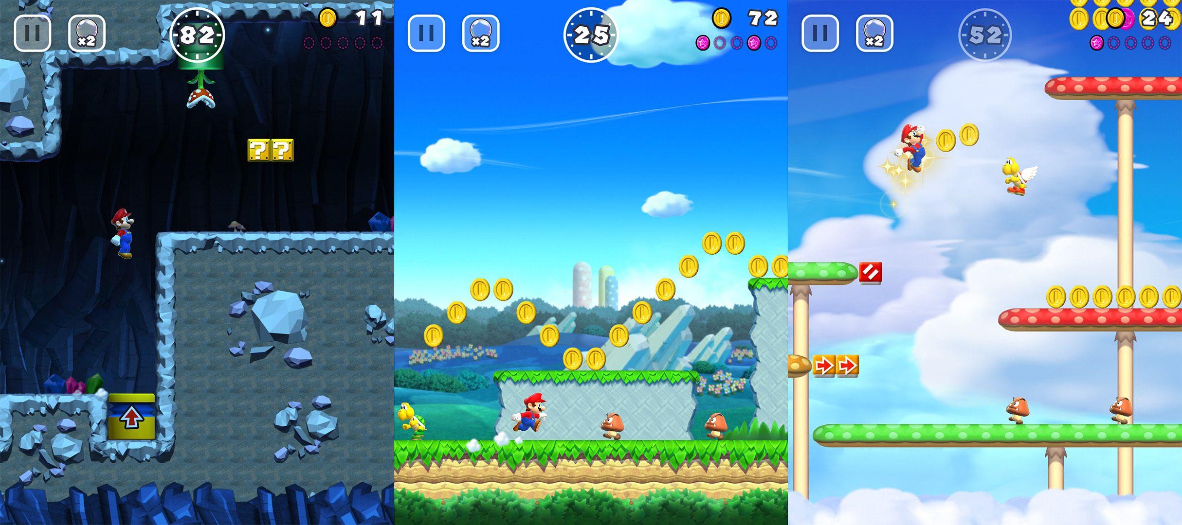 Super Mario Run er allerede på mobilskjermene, og spillet er lastet ned mer enn 100 millioner ganger fra Google Play.