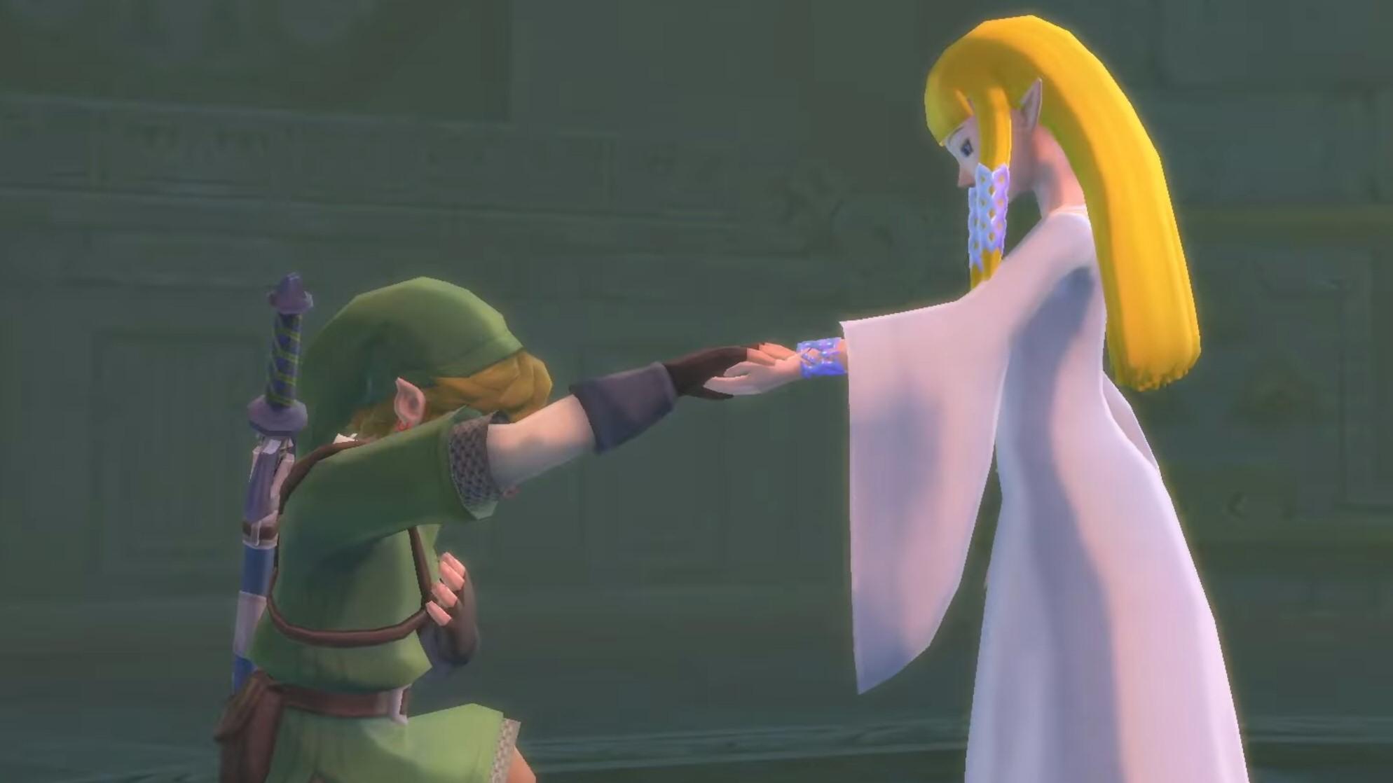 The Legend of Zelda: Skyward Sword HD slippes i sommer