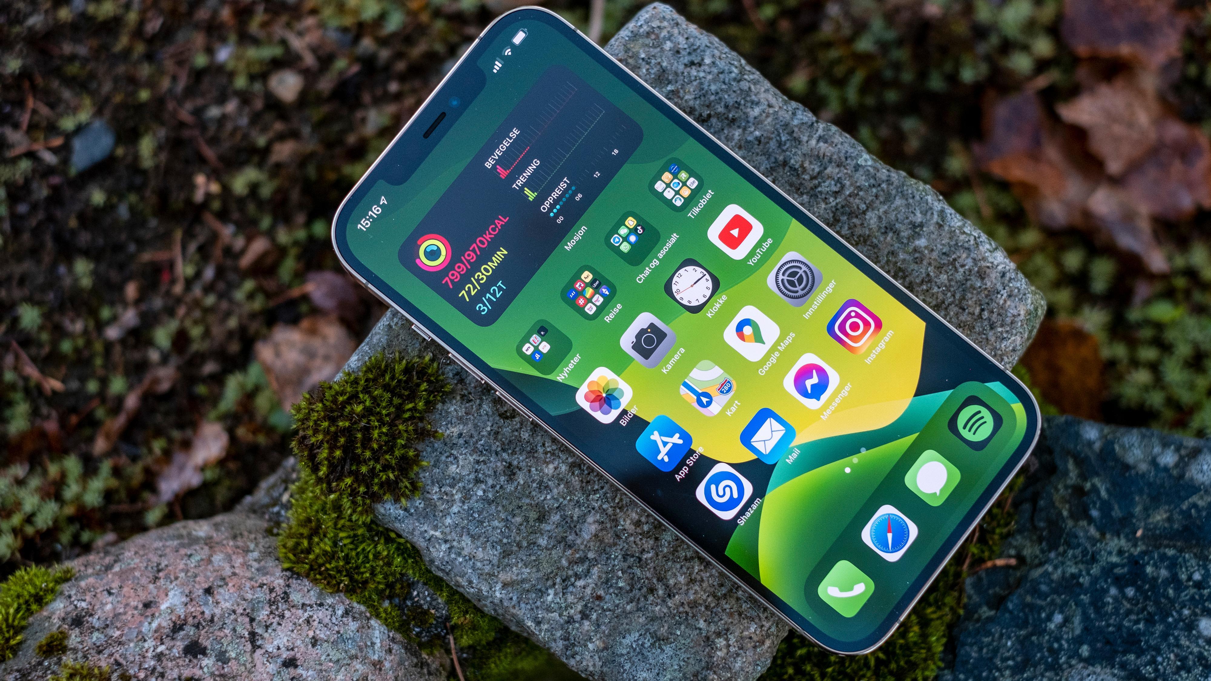 iPhone 12-brukere rapporterer om massivt batteriforbruk