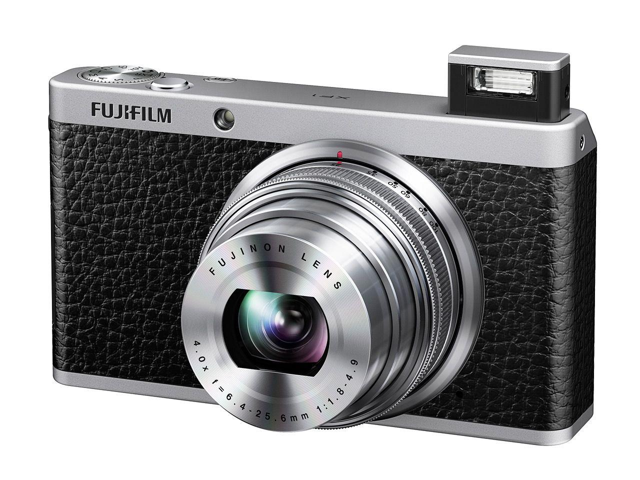 Fujifilm FinePix XF1.Foto: Fujifilm