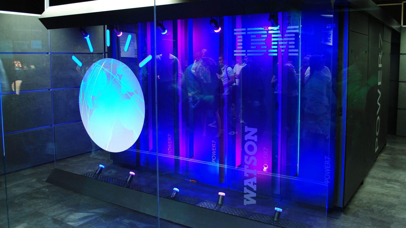 IBM er i ferd med å gjøre noe smart