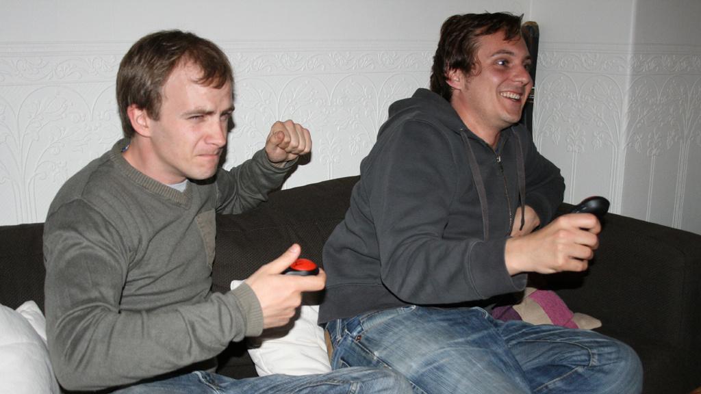 Vi tester vorspiel-spill