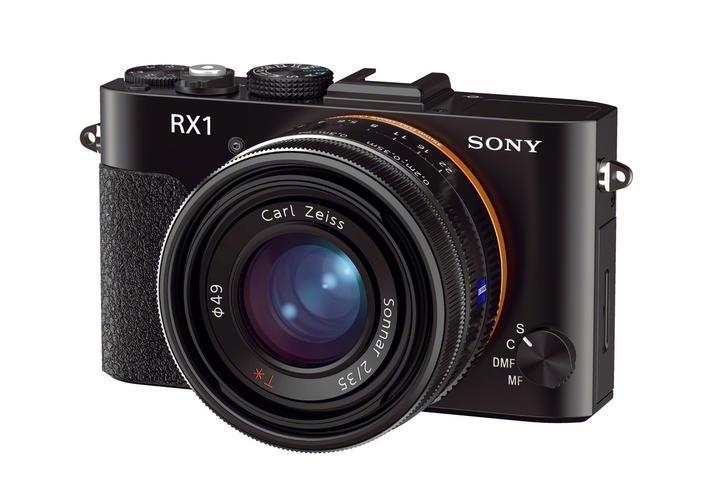 Sony Cyber-shot DSC-RX1. Foto: Sony.