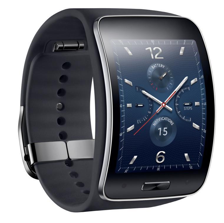 Samsung Gear S.Foto: Samsung
