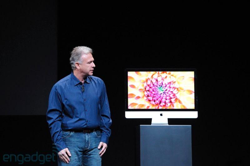 Her er den nye iMac-en.