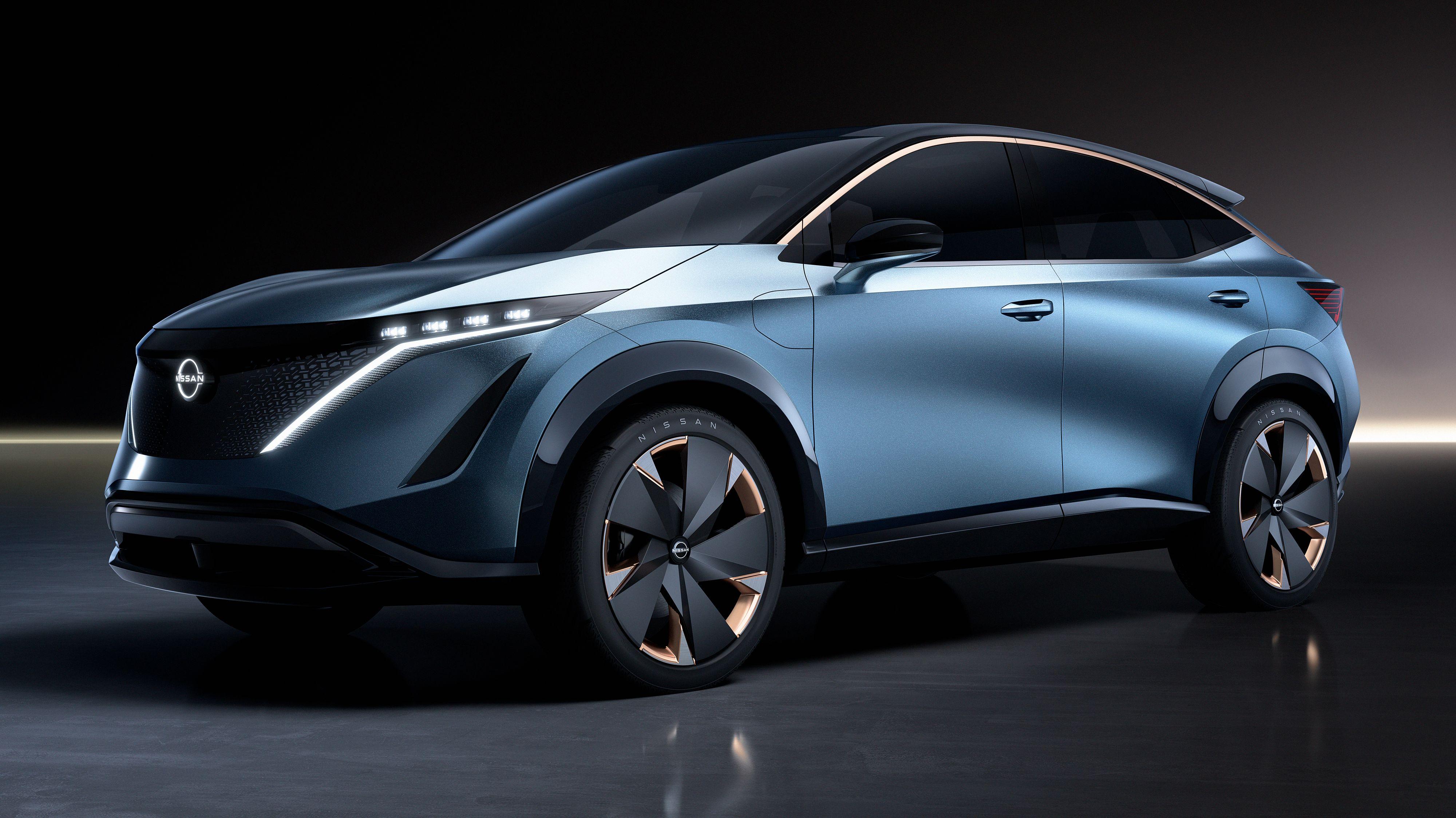 Nissans neste elbil skal hete Ariya.