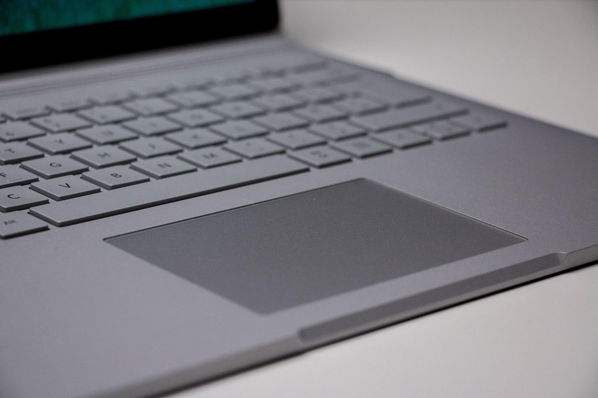 Pekeplaten er stor, presis og blant de bedre for Windows-PC-er.
