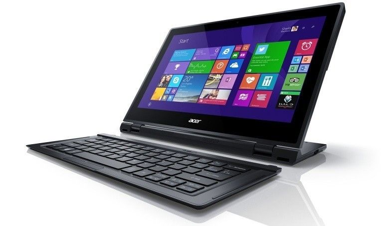 Acer Aspire Switch 12. Foto: Acer