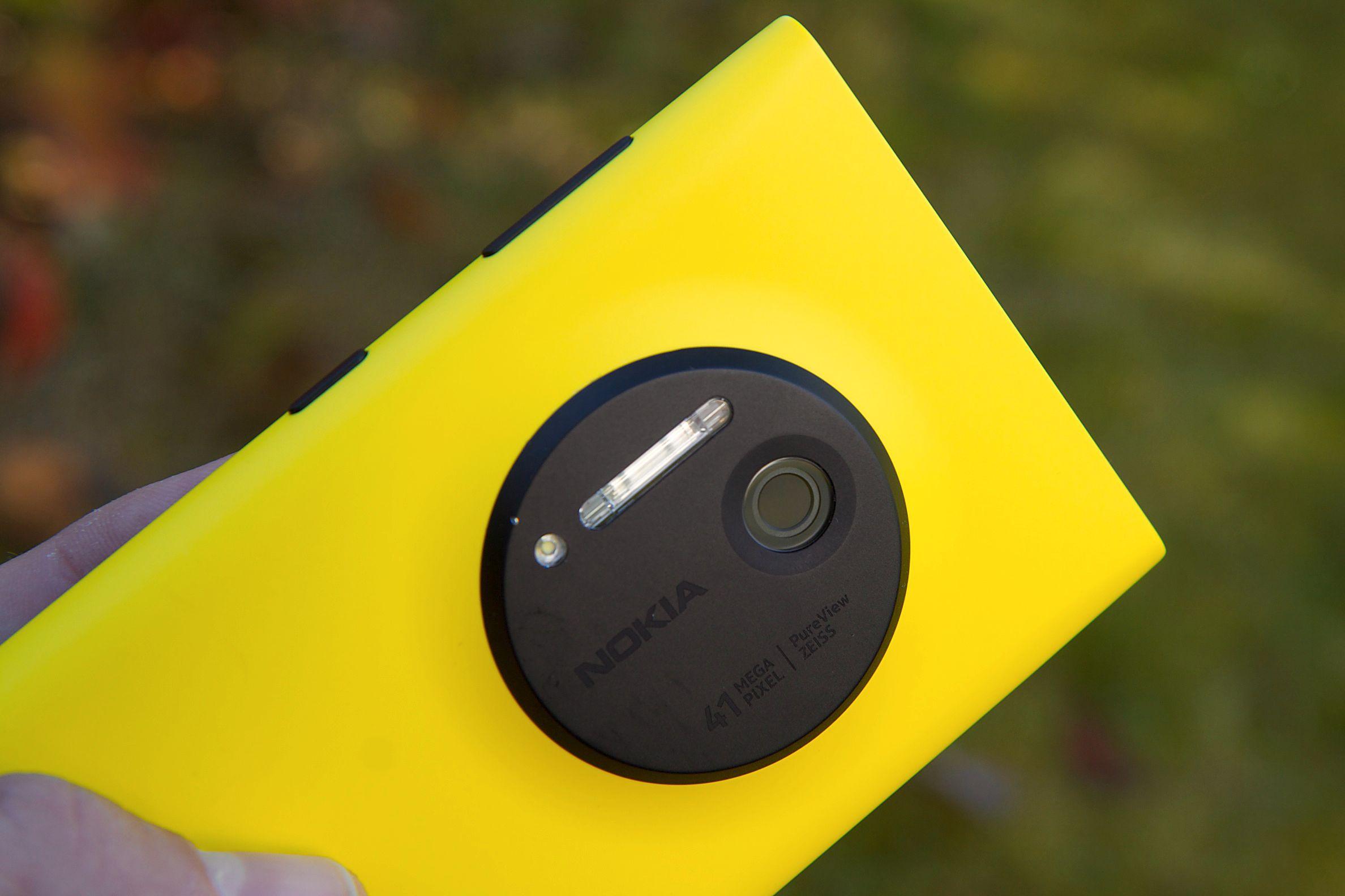 PureView med Windows i form av Lumia 1020. Bilde: Kurt Lekanger, Amobil.no
