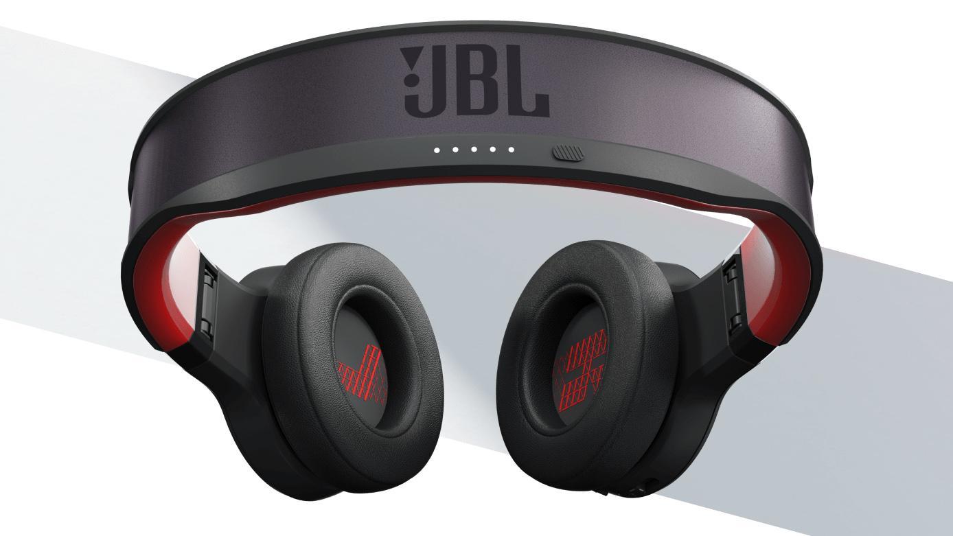 JBL slipper hodetelefoner som «aldri» må lades